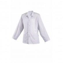 Kabátek pyžamový pánský MALABAR logotyp CLINITEX